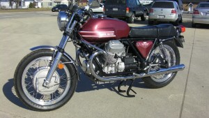 1973 Moto Guzzi V7 Sport For Sale
