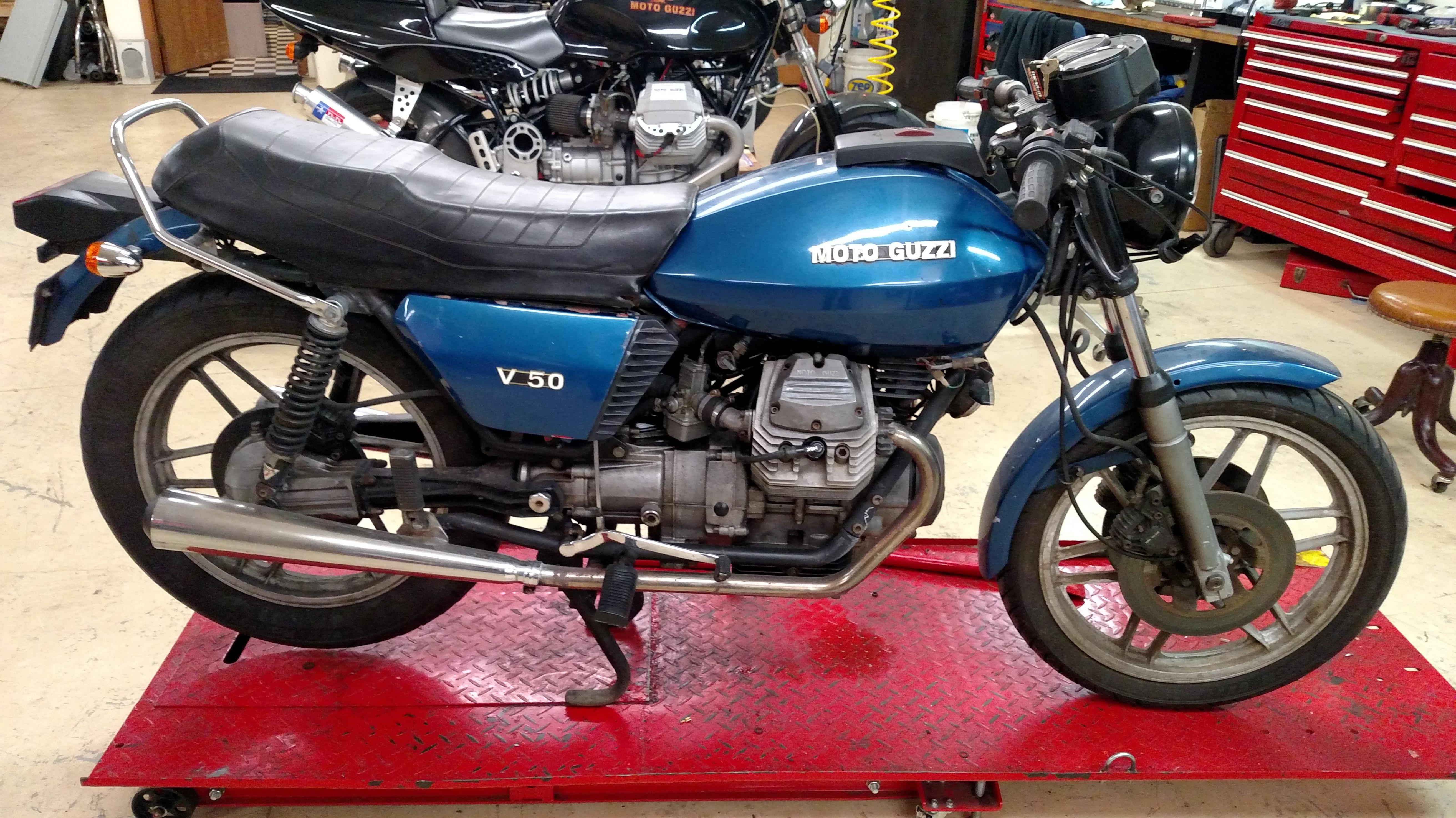 Moto Guzzi Project